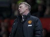 David Moyes, trenér Manchesteru United