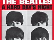 Americký obal desky Hard Day's Night