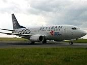 �SA jsou od roku 2001 �lenem aliance leteckých dopravc� SkyTeam. Ka�dý �len m�l...