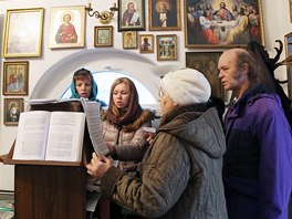 Sváteční bohoslužby jsou v michálkovickém chrámu Narození svaté Bohorodice