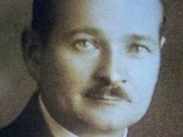 První předseda Matice slezské v Bystřici nad Olší, drážní úředník Viktor