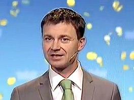 Oldřich Burda moderuje losování sázkových her od roku 1995