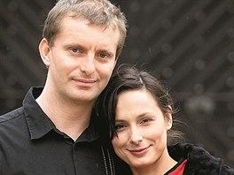 Zdeňka Žádníková Volencová s manželem