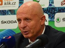 Karel Jarolím, nový trenér Mladé Boleslavi