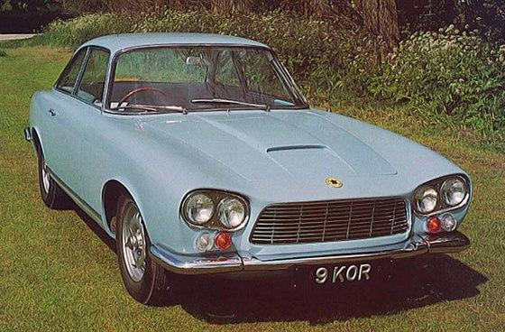 Gordon-Keeble GK1 se vyráběl pouhé tři roky, celkový počet vyrobených kusů se...