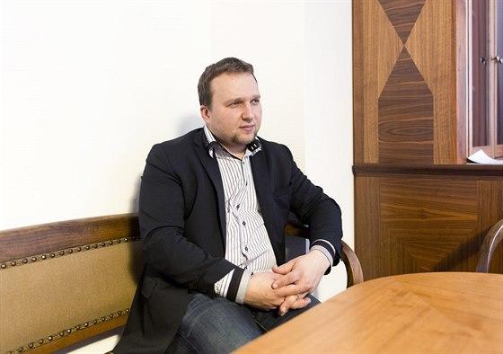První místopředseda KDU-ČSL a budoucí ministr zemědělství Marian Jurečka.
