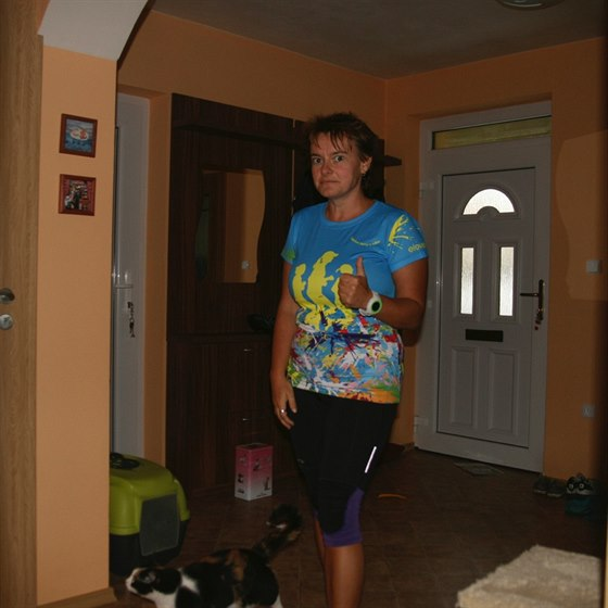 Radka Nekardová - adidas Women's Challenge