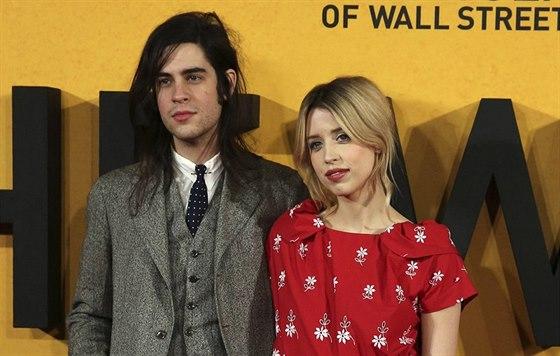 Peaches Geldofová a její manžel Thomas Cohen (9. ledna 2014)