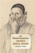Deníky Johna Deeho (obal)
