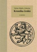 Obálka nového vydání Hájkovy kroniky (2013)