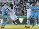 Swansea v duel s Tottenhamem nestačila. Jediný gól domácích vstřelil Bony
