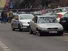 Nebezpečného řidiče zastavili až na Palmovce (14.1.2014)