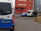 Policie šetří střelbu v pražských Čimicích