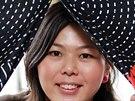 Osmadvacetiletá majitelka Ebisu Yuhi Che