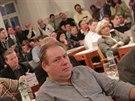 Středeční veřejné jednání zastupitelů Brna-Střed se účastnili i desítky lidí.