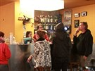 Kavárna Švanda v Brně funguje už deset let.