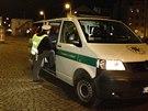 Žena utrpěla vážná zranění poté, co ji v Praze na Palmovce vláčela tramvaj (10.