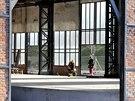 Prostory historického Trojhalí se nyní rekonstruují.