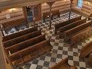 Obnovu synagogy provázely i šťastné náhody. Mezi ty patří například nález...