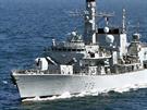 Fregata HMS Portland britského Královského námořnictva