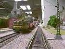 vláčky, království železnic