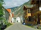 Historické městečko Laerdal je proslulé malebnými dřevěnými domky. Ty jsou však...