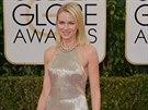 Naomi Wattsová byla tou vyvolenou, které Tom Ford půjčil šaty na Zlaté glóby.