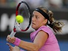 Petra Kvitová v prvním kole na Australian Open