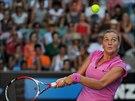 Petra Kvitová v prvním kole Australian Open