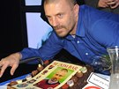 Tomáš Řepka oslavil 40. narozeniny