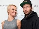 Pamela Andersonová a Rick Salomon jsou už manželé. Tentokrát už podruhé.