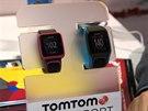 Chytré hodinky TomTom na veletrhu CES v Las Vegas