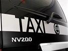 Nové londýnské taxi Nissan NV200