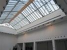 Budova pražské výstavní síně Mánes (na snímku z 10. ledna) je opravena. V...