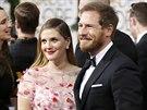Drew Barrymore a její manžel Will Kopelman (12. ledna 2014)
