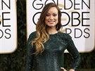 Těhotná Olivia Wilde (12. ledna 2014)