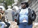 Gabourey Sidibe ve filmu Precious (2009)