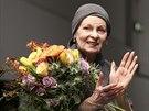 Vivienne Westwoodová (12. ledna 2014)