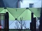 Policie našla u domu v Bobnicích na Nymbursku mrtvou ženu.