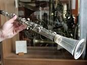 Dívka p�i�la p�i cest� o klarinet za tém�� 25 tisíc. (ilustra�ní foto)
