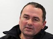 Miroslav Petrásek na tiskové konferenci v Novém M�st� na Morav�
