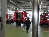 Je-li přijato hlášení o poplachu, musí hasiči vyrazit během pětačtyřiceti