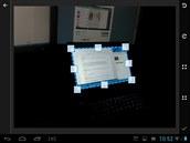 YouSnap automaticky upraví zkreslenou perspektivu snímků prezentací, způsobenou...