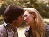 Dustin Hoffman a Meryl Streepov� ve filmu Kramerov� versus Kramer (1979)