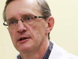 Michal Šmahel je vedoucí projektu vývoje DNA vakcíny v Ústavu hematologie a...
