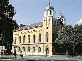 Tak synagoga v Krnově vypadala ještě před několika roky.