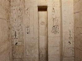 Nepravé dveře vrchního lékaře Egypta a kněze Šepseskafancha