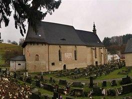 Kostel Nejsvětější Trojice v Klášterci na Orlicí