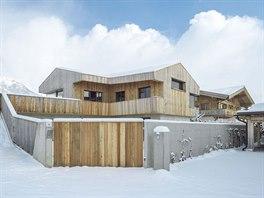 Dům navrhl architekt Mark Neuner z vídeňského tvůrčího týmu Mostlikely.