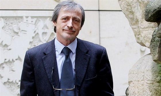 Budoucí ministr obrany Martin Stropnický (23. ledna 2014)